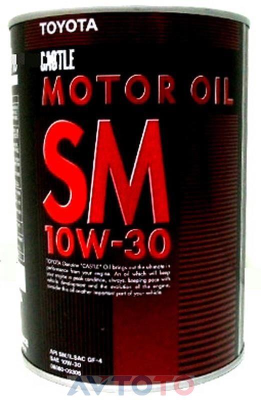 Моторное масло Toyota 0888009306