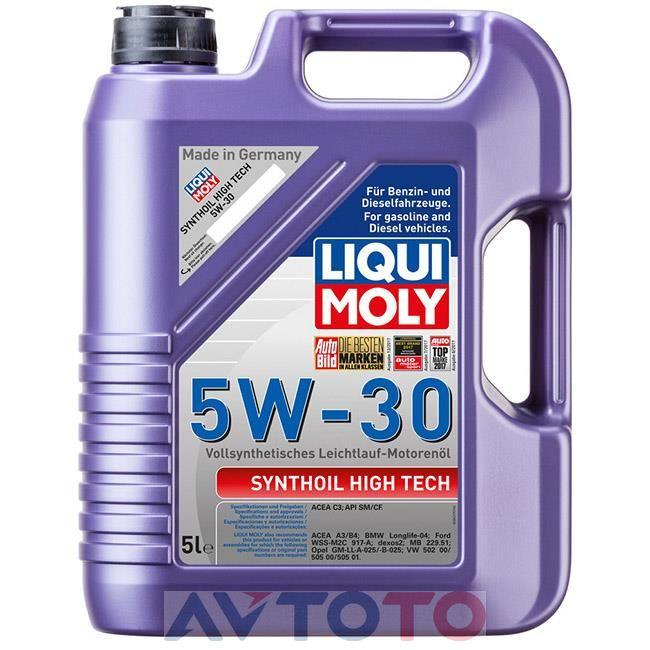 Моторное масло Liqui Moly 9077