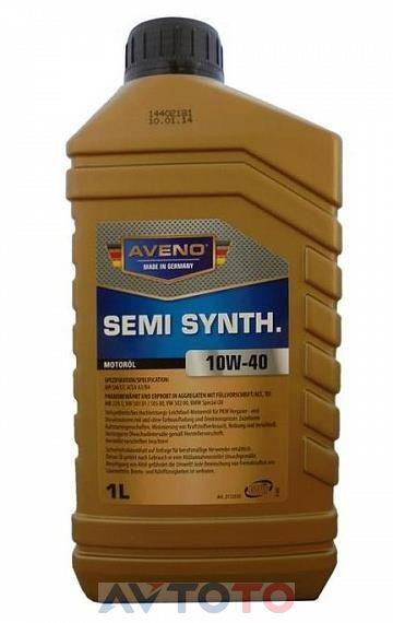 Моторное масло Aveno 3011201001