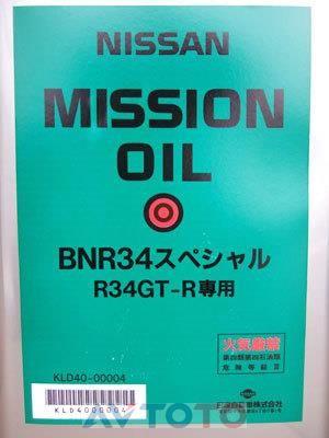 Трансмиссионное масло Nissan KLD4000004