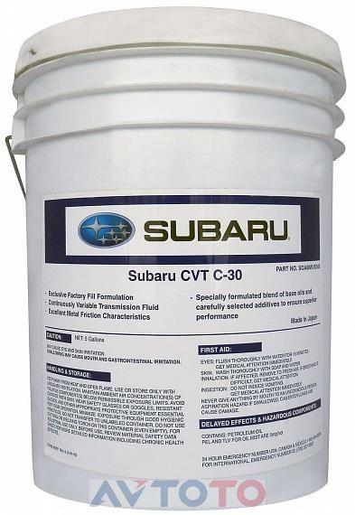 Трансмиссионное масло Subaru SOA868V9245