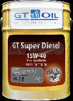 Моторное масло Gt oil 8809059407080