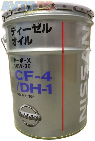Моторное масло Nissan KLBF010302