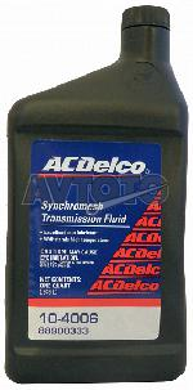 Трансмиссионное масло AC Delco 104006