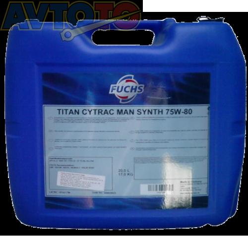 Трансмиссионное масло Fuchs 600669423