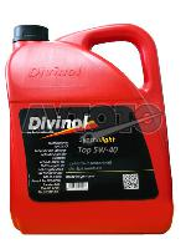 Моторное масло Divinol 49430K007
