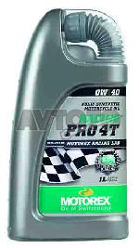 Моторное масло Motorex 303162