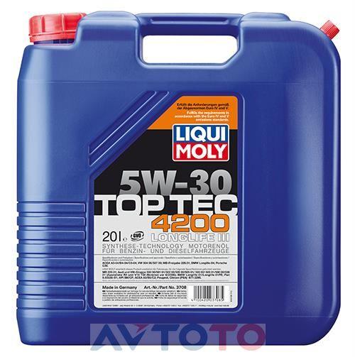 Моторное масло Liqui Moly 3708