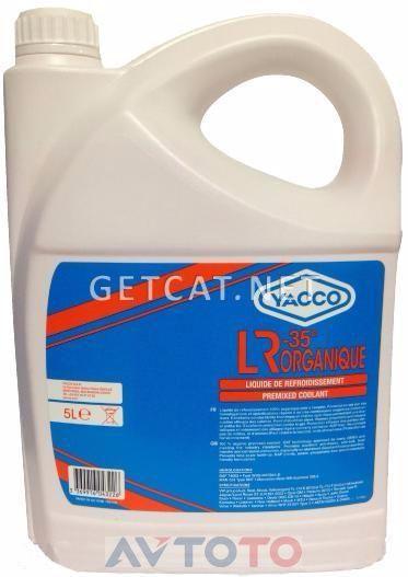 Охлаждающая жидкость Yacco 604022