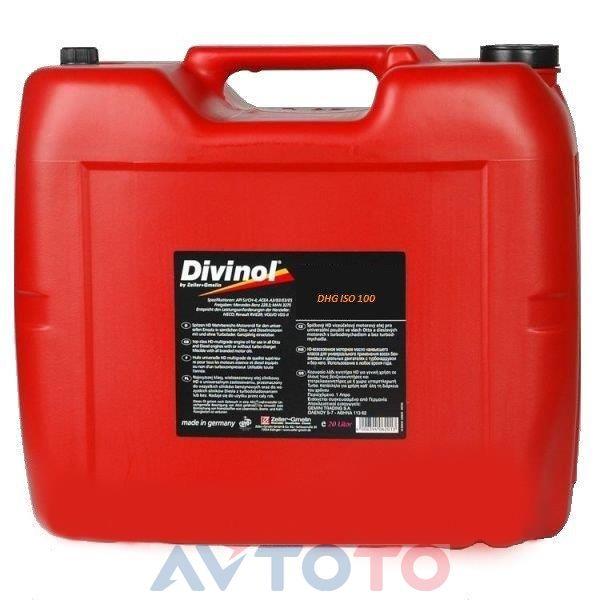 Гидравлическое масло Divinol 84390K030