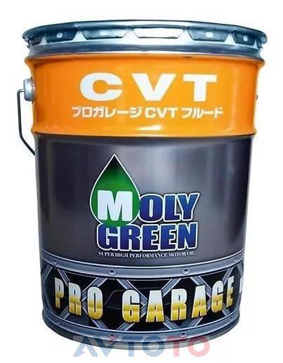Трансмиссионное масло Moly Green 0470084