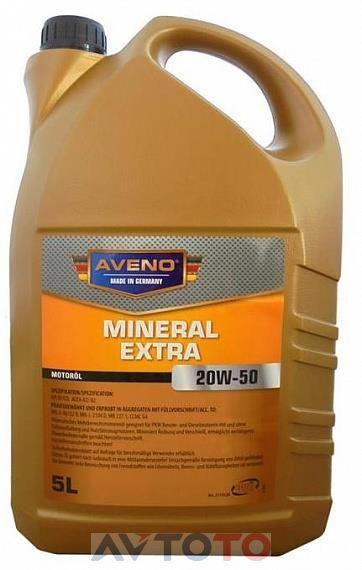 Моторное масло Aveno 3011004005