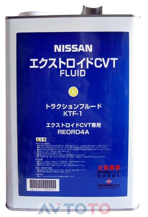 Трансмиссионное масло Nissan KLE5100004