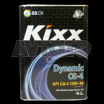 Моторное масло KIXX L525544TE1