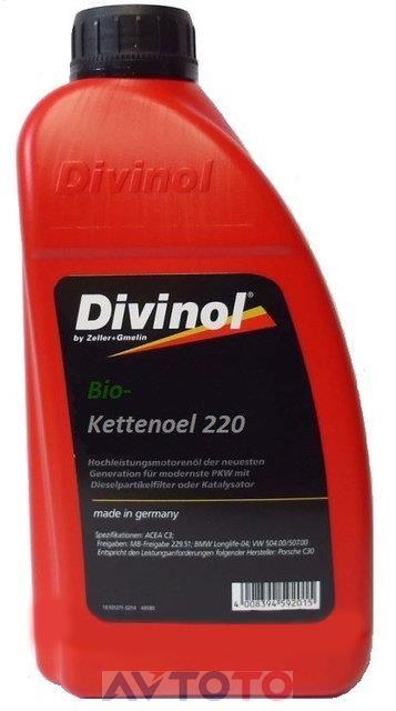 Моторное масло Divinol 26110C069