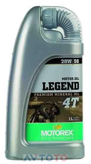 Моторное масло Motorex 301368