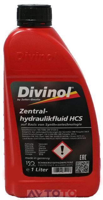 Трансмиссионное масло Divinol 51750C069