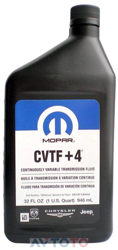 Трансмиссионное масло Chrysler 05191184AA