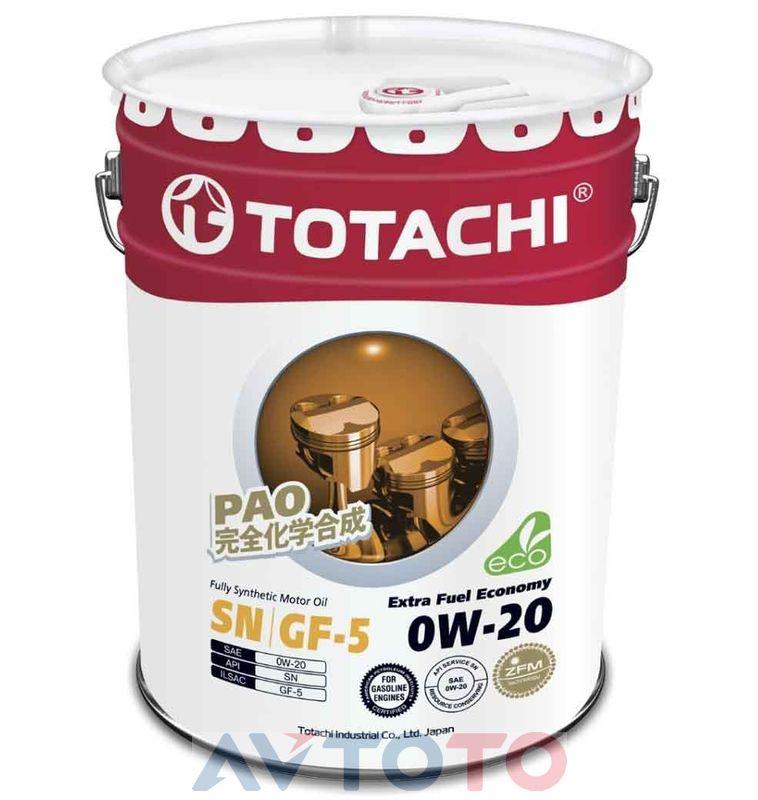 Моторное масло Totachi 4562374690639