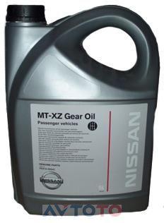 Трансмиссионное масло Nissan KE91699941