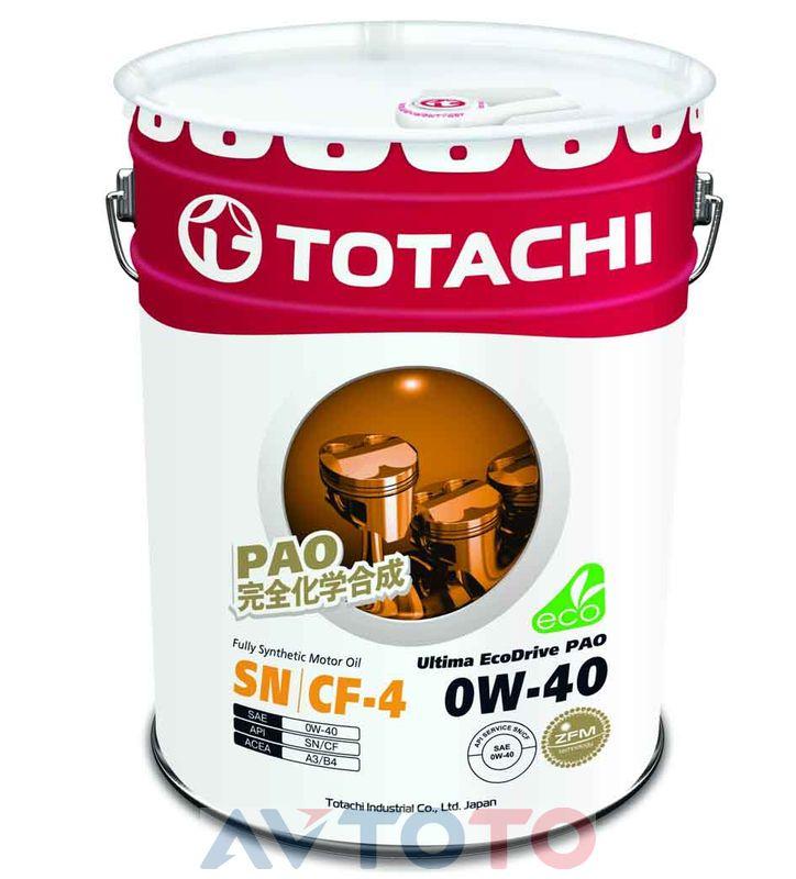 Моторное масло Totachi 4562374698550