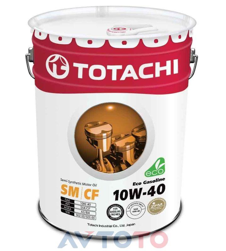 Моторное масло Totachi 4562374690400