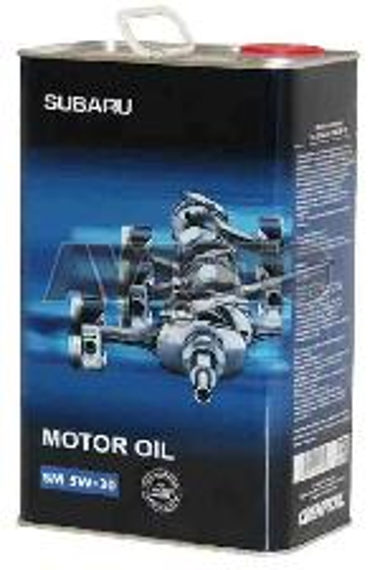 Моторное масло Subaru K0225Y0271