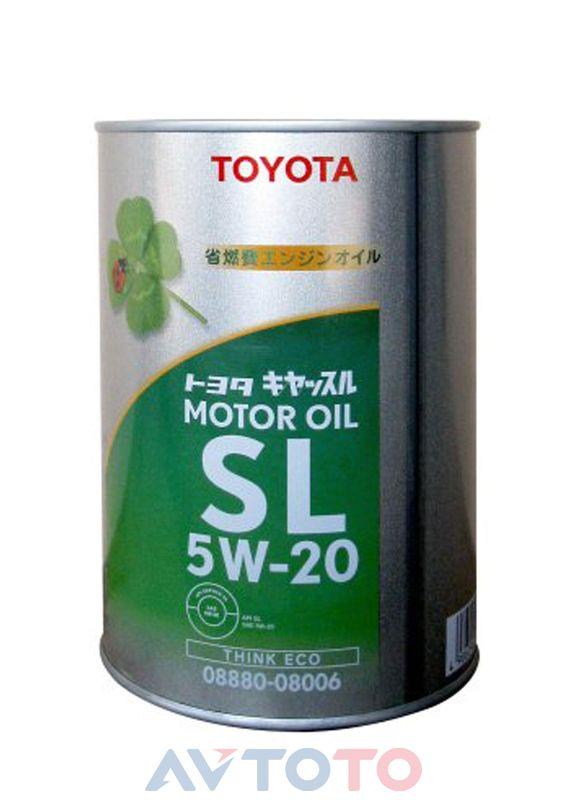 Моторное масло Toyota 0888008006