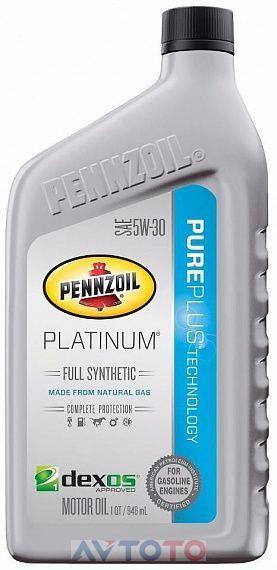 Моторное масло Pennzoil 071611915090