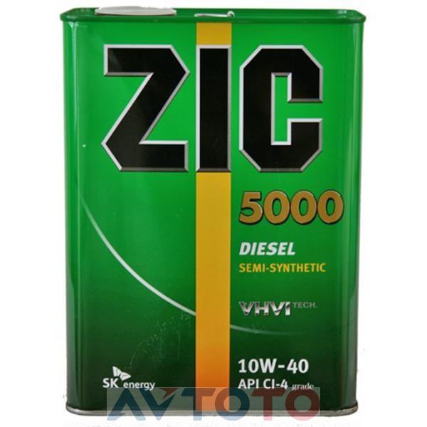 Моторное масло ZIC 173128