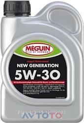 Моторное масло Meguin 6512
