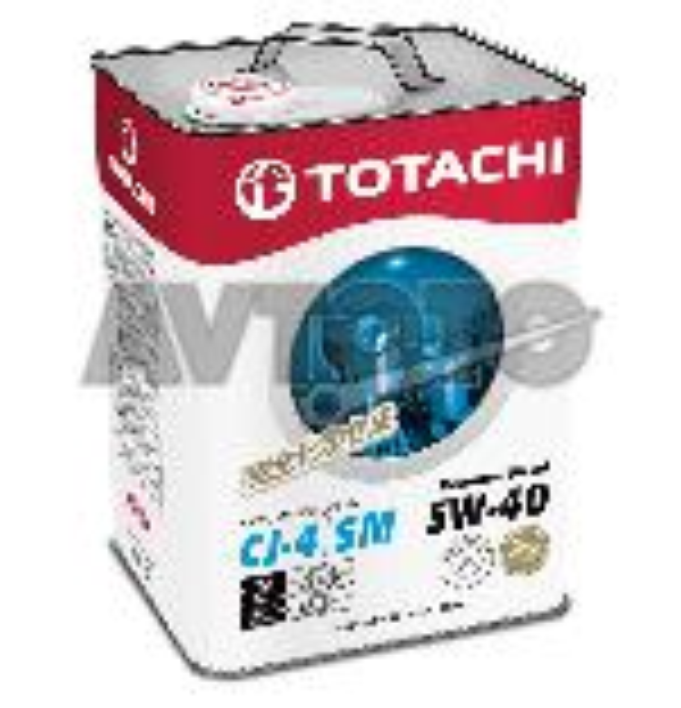 Моторное масло Totachi 4562374690752