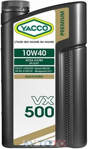 Моторное масло Yacco 303124
