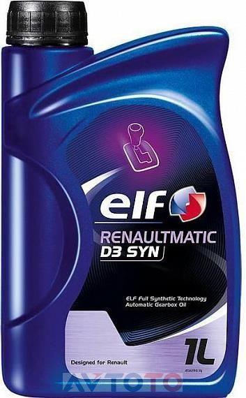 Трансмиссионное масло Elf 194754