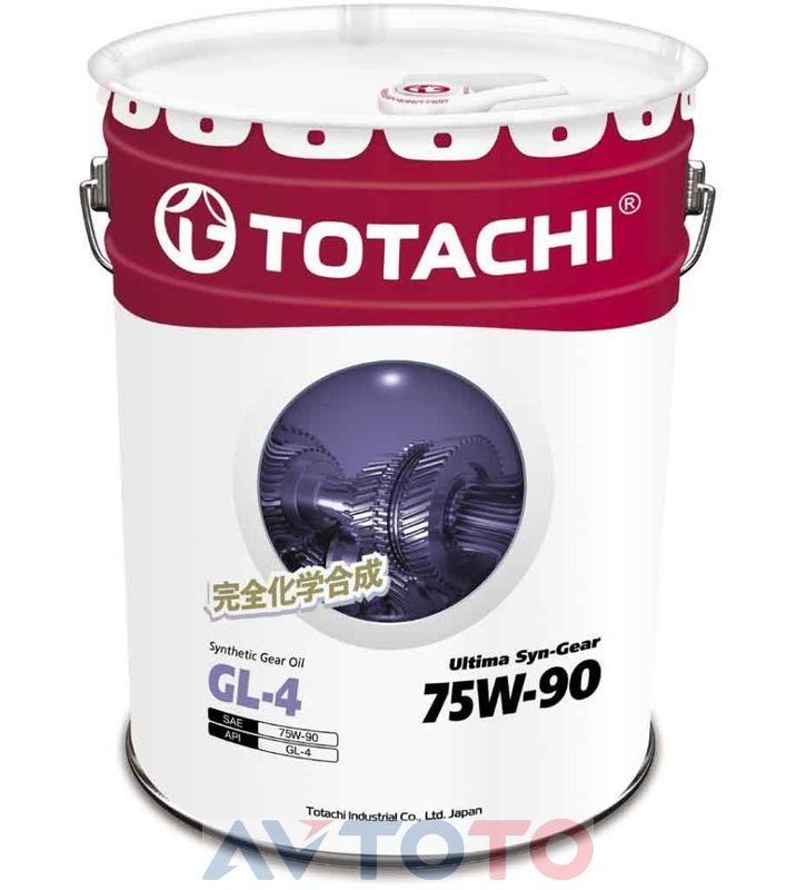 Трансмиссионное масло Totachi 4589904931659