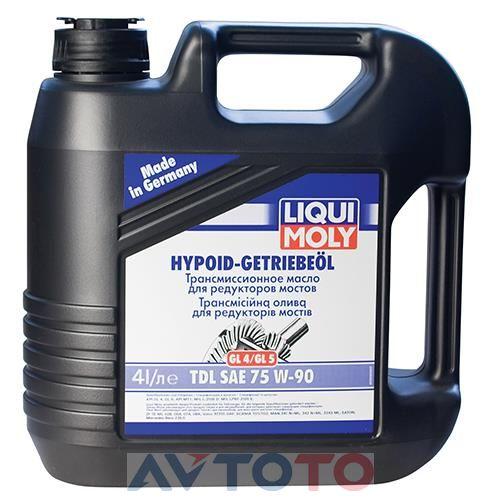 Трансмиссионное масло Liqui Moly 3939