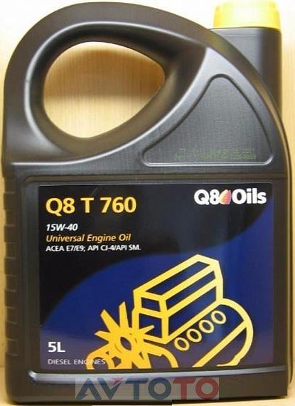 Моторное масло Q8 101153701616