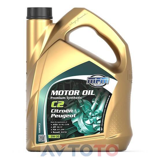 Моторное масло MPM Oil 05005C2