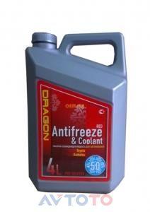 Охлаждающая жидкость S-Oil DAFRED04