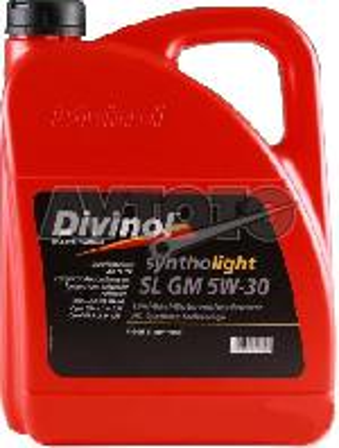 Моторное масло Divinol 49240K004