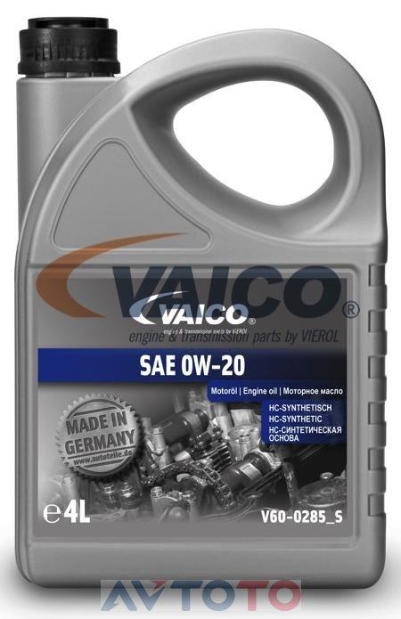 Моторное масло Vaico V600285S
