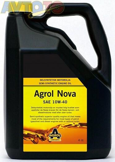 Моторное масло AGROL 711204