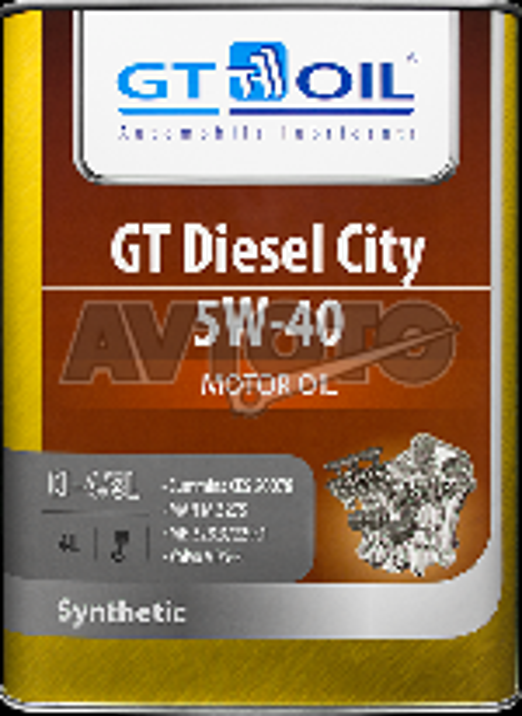 Моторное масло Gt oil 8809059408001