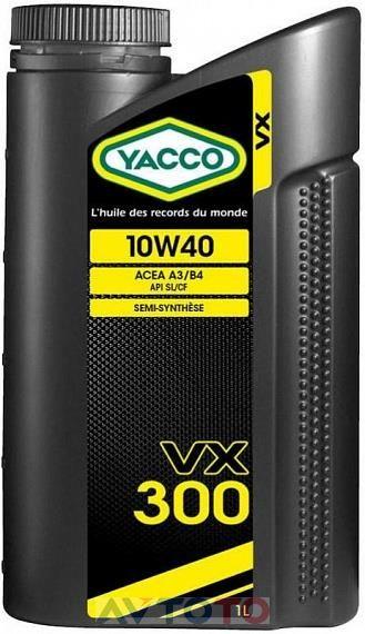 Моторное масло Yacco 303325