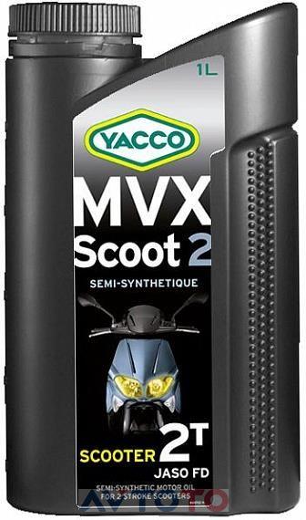 Моторное масло Yacco 333825