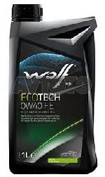 Моторное масло Wolf oil 8320507