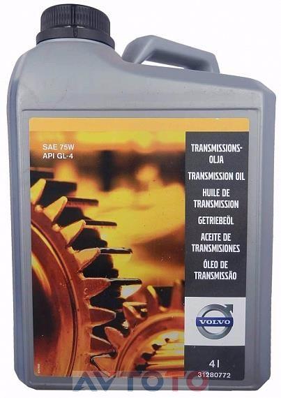 Трансмиссионное масло Volvo 31280772