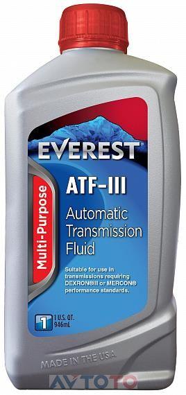 Трансмиссионное масло EVEREST FPATF30EV01LRD
