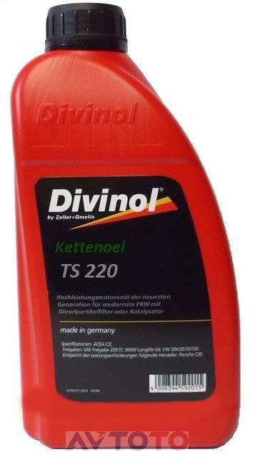 Моторное масло Divinol 27770C069