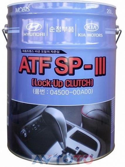 Трансмиссионное масло Hyundai/Kia 0450000A00